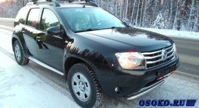 Renault duster 1.6 МКП6 4x4