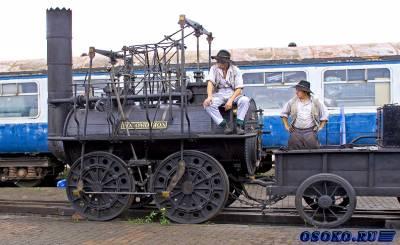 Рессоры от телег до паровозов