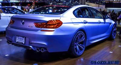 Немецкий автоконцерн BMW выпустил модифицированную версию своего купе