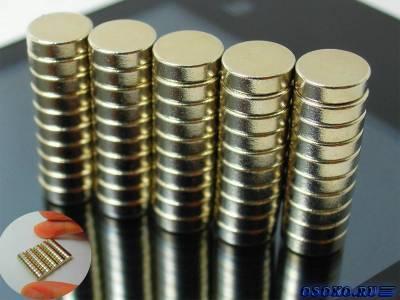 Неодимовые магниты: разнообразие применения