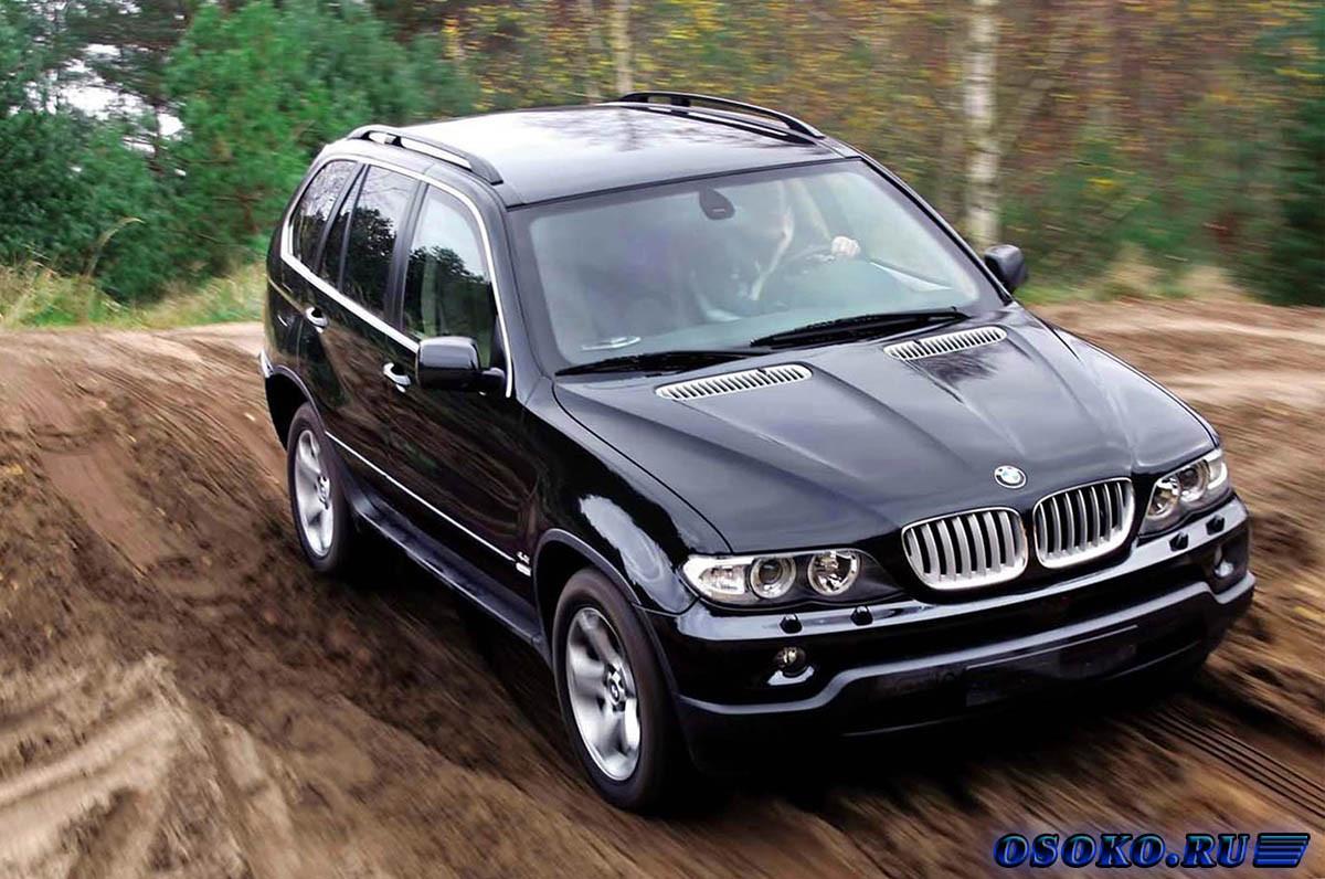 Что выбрать - BMW X6 или BMW X5 - сравнение