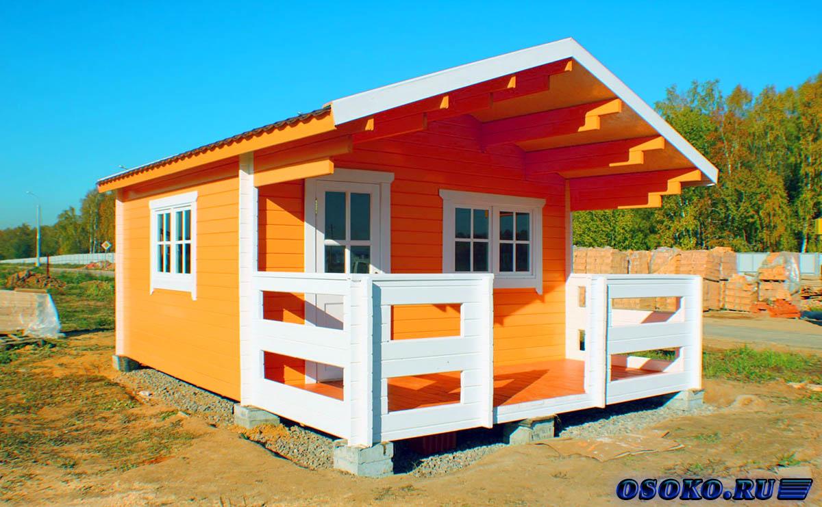 Куплю недорого модульные домики