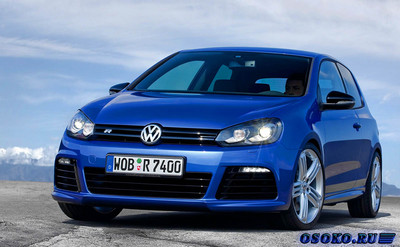 Обзор Volkswagen Golf R