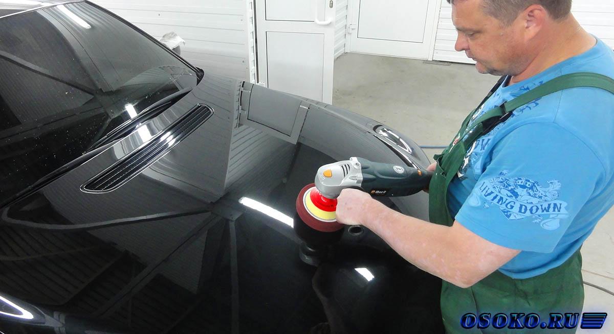 Полировка всей машины своими руками 844