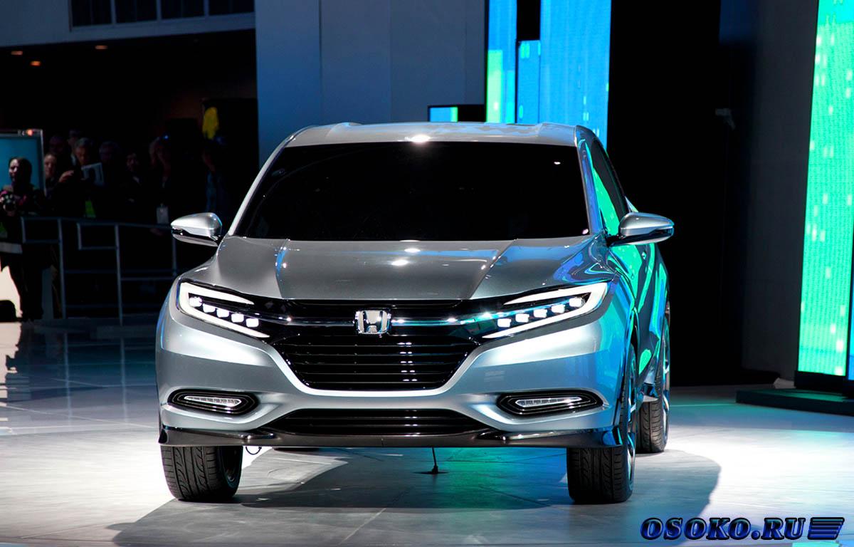 Хонда новые модели 2017 фото и цена