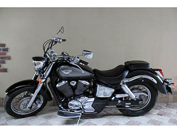 Обзор мотоцикла Honda Shadow 400