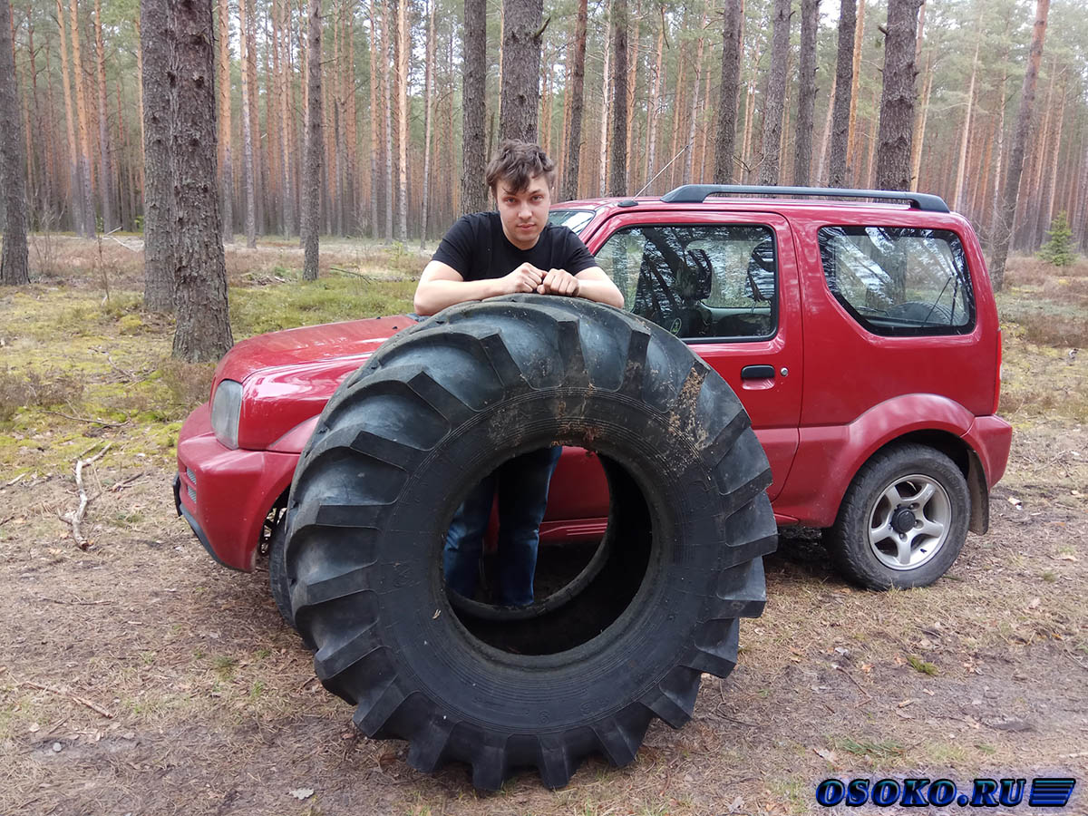 Шины Cordiant Off Road