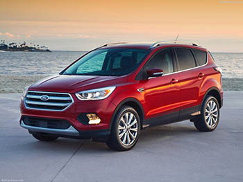 Ford Escape, форд эскейп