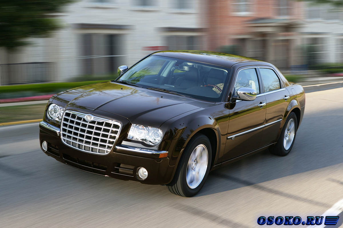 Крайслер 300С (Chrysler 300С)