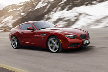 BMW Z4 Zagato Coupe