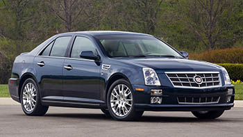 Кадиллак STS (Cadillac STS)
