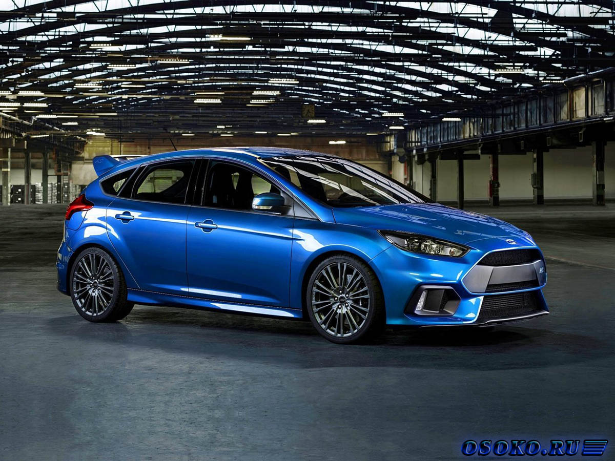 Ford Focus - Форд Фокус