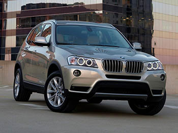 BMW X3 xDrive35i AT