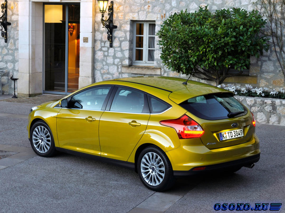 Ford Фокус Хетчбэк (Ford Focus 5D)