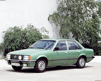 Opel (Опель) Commodore