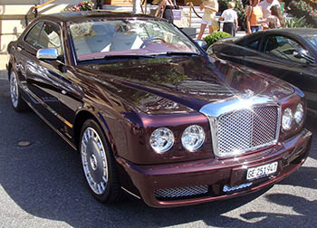 Bentley (Бентли) Continental Flying Spur