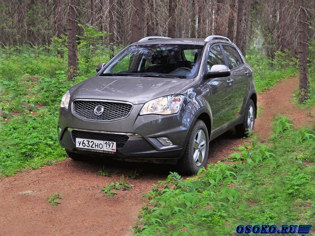 Фото 2: SsangYong (Санг Йонг) Actyon
