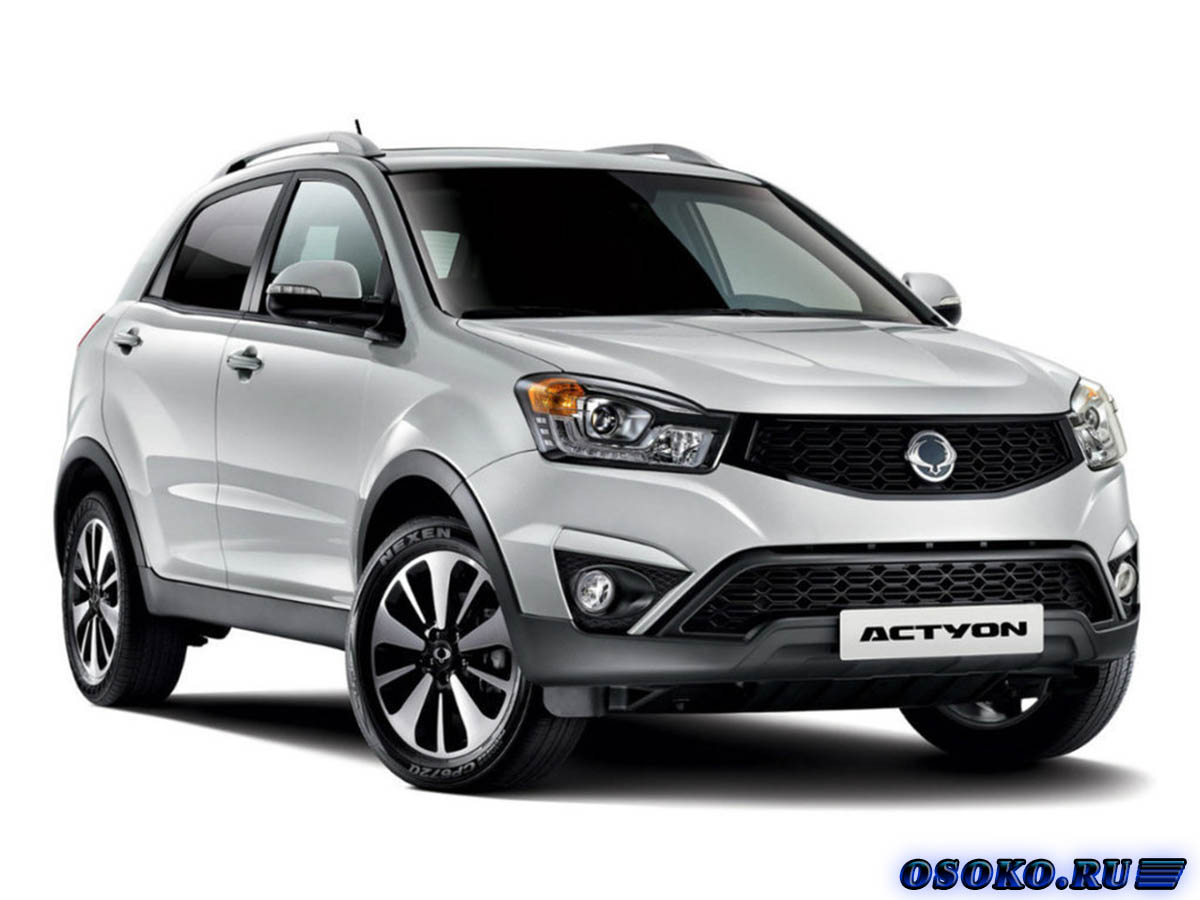 Фото 3: SsangYong (Санг Йонг) Actyon