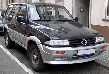SsangYong (Санг Йонг) MUSSO
