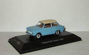 Trabant (Трабант) 1. 1