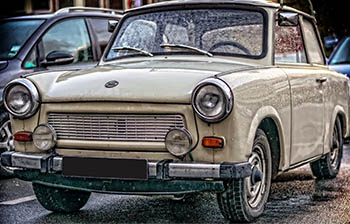 Trabant (Трабант) 601