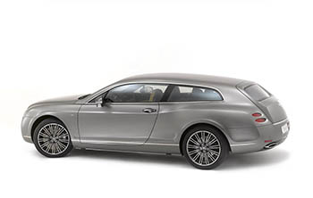 Bentley Touring Superleggera Flying Star