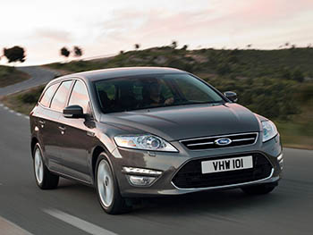 Ford Mondeo - 2010