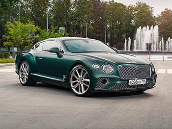 Bentley Continental GTС