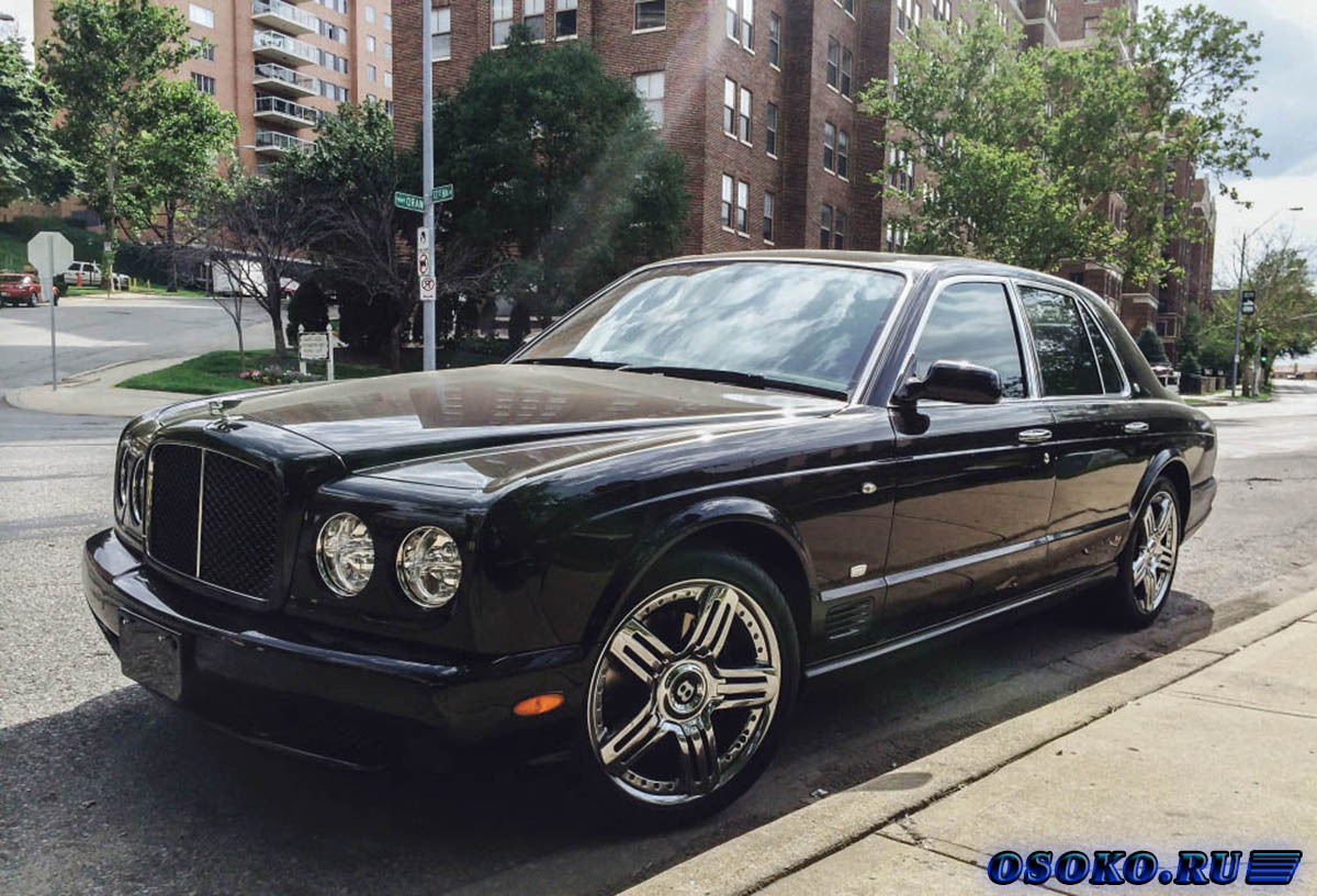 Фото 2: Bentley Arnage