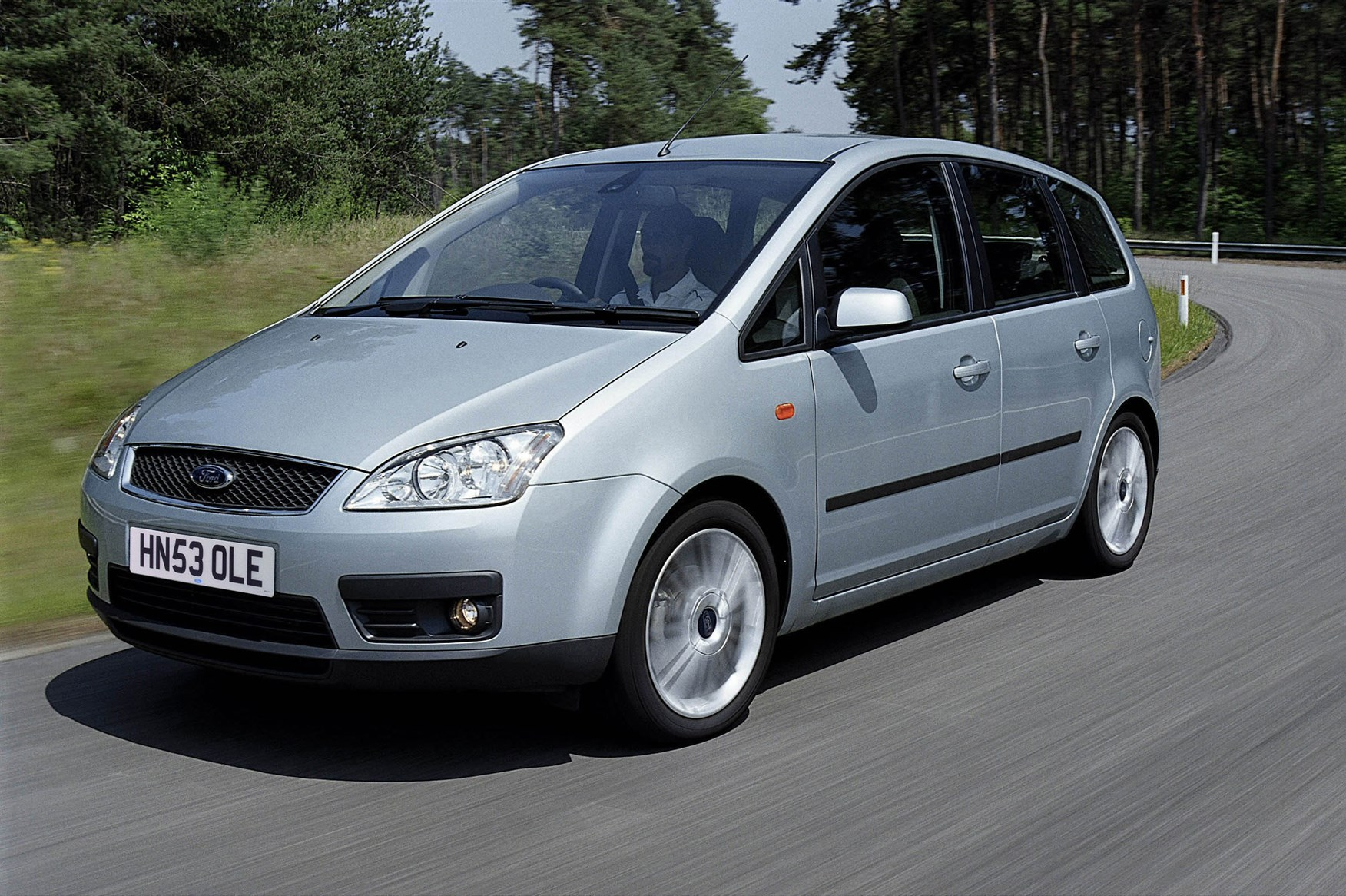 Ford Focus C-Мах