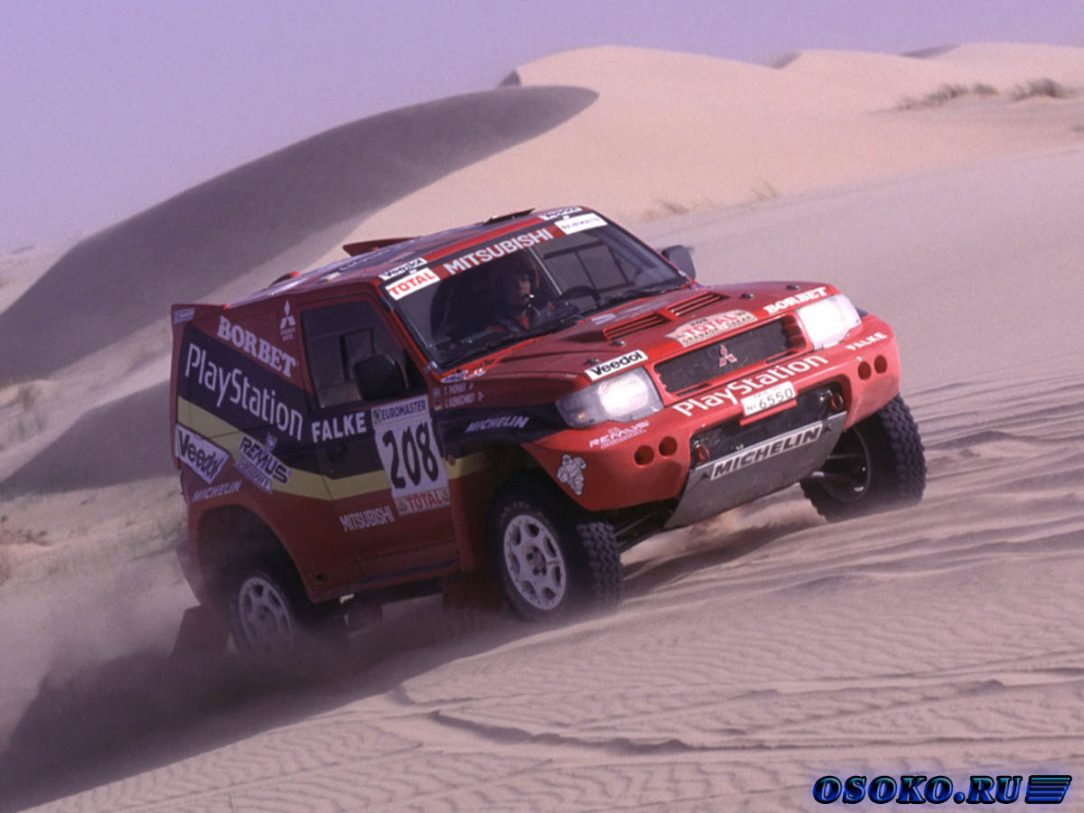 Фото 2: Pajero Evolution