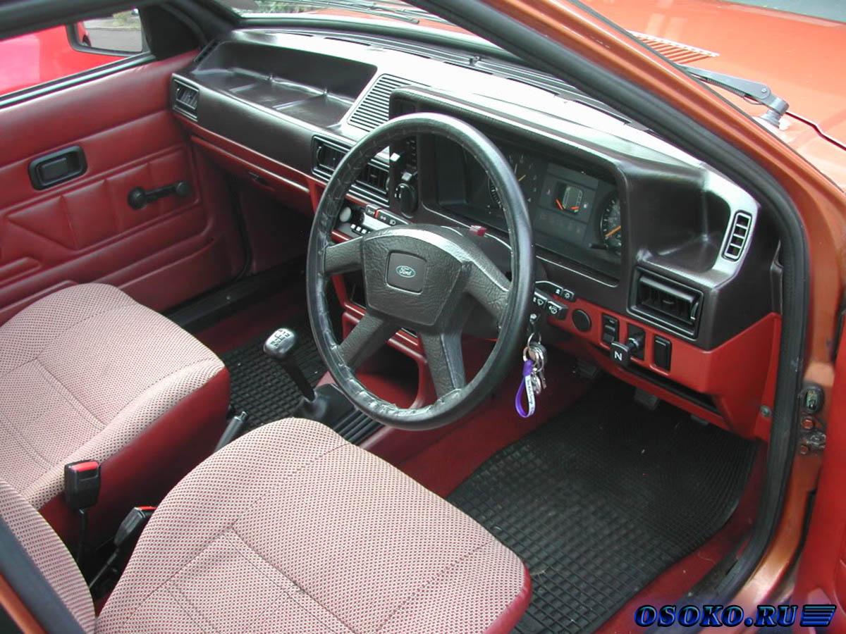 ford escort 1 3 #10