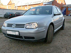 Volkswagen Golf 2. 0