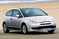 Citroen C4 Coupe 1. 6 16V