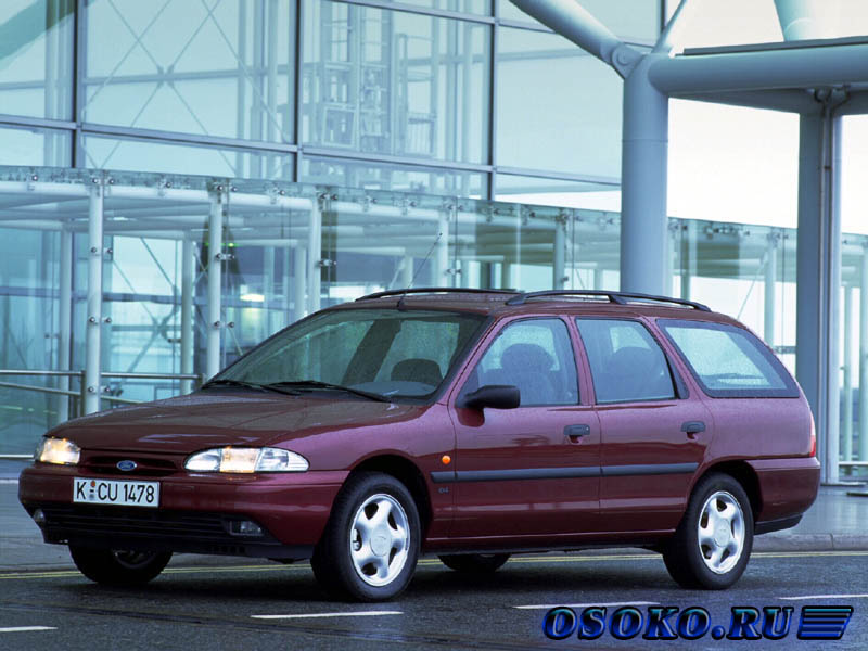 Ford Mondeo Wagon 2. 0i