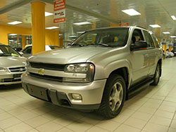 Chevrolet Trailblazer 4. 2i 4WD