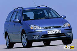 Ford Focus Wagon 1. 8 TDCi