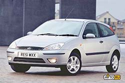 Ford Focus Wagon 1.8 TDdi