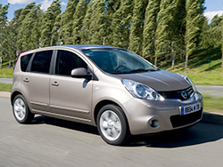 Nissan Note 1. 6