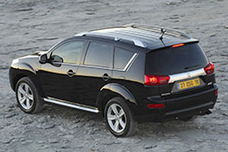 Peugeot 4007 2. 2 HDiF