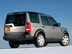 Land Rover Discovery 2. 7 TdV6